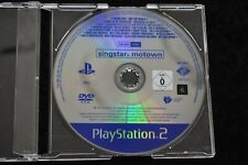 Singstar Motown Promo Playstation 2 PS2
