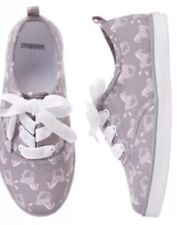 Gymboree NWT Size 1 New Animal Party Shoes Fall Bnwt Zebra Girls Laces