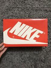 Vintage 1990s Nike Shoe Box Store Display Rare Air Vintage Nike Memorabilia 90s