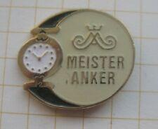 MEISTER ANKER ...................... Clock / Horloge /Uhren-Pin (220c)