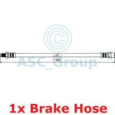 Apec BRAKING 345mm Bremsscheiben Bremssattel Flexible Gummi Schlauch HOS3953