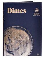 Whitman Harris Dime Folder, Plain