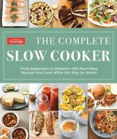 The Complete Slow Cooker [New Book] Paperback