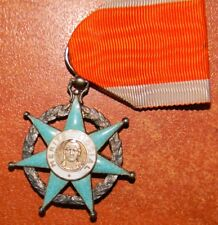 FRANCE MEDAL Knights Order of Civil Merit,  Ordre du Mérite Civil, FREEPOST 17.9