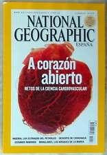 NATIONAL GEOGRAPHIC ESPAÑA - VOL. 20 - Nº 2 - FEBRERO 2007 - VER SUMARIO