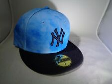 New York Yankees MLB 2019 Father's Day New Era 59FIFTY Fitted Hat MEN Size 7 3/4