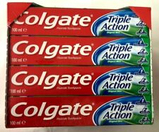 COLGATE TRIPLE ACTION TOOTHPASTE,CAVITY PROTECTION,WHITE & FRSH BREATH.