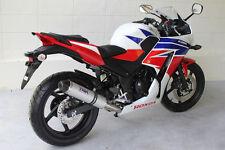 Honda CBR300R full exhaust from TYGA