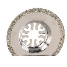 63mm Diamond Segment Oscillating Multitool Power Saw Blade for Bosch Chicago