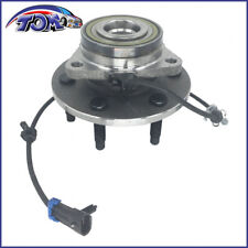 New Wheel Hub & Bearing Assembly Front For Chevy Gmc Pickup Truck 2Wd 515054