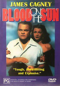 Blood On The Sun DVD 1945 - Drama, James Cagney - Black and White