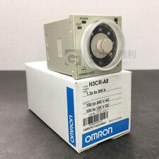 NIB Omron H3CR-A8 Timer Relay 24Vdc/ac, 50/60Hz, 5A, 250Vac