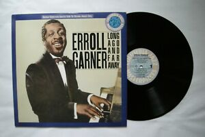 ERROLL GARNER - Long Ago and Far Away (original US LP) 1987