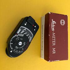 Leica Meter MR black.