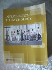 Introduction to Psychology 3rd Custom Edition Baron Kalsher Strayer University