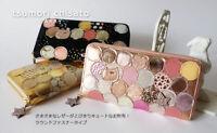 Tsumori Chisato CARRY Multi Dot Long Wallet Black Pink Silver Gold cat star JP