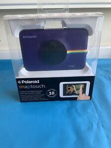Polaroid Snaptouch Instant Print Digital Camera With Touchscreen Display