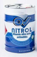 20 Litros Lt Diluyente La Nitro Nitrol OV Olor