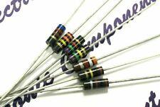 4pcs - Allen-Bradley RCR20 RC20 1/2W 0.5W 5%/10% Carbon Composition Resistor