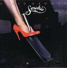 SMOKIE - SOLID GROUND / EU CD (2007 7T's Records) +5 bonus tracks