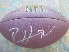 *RAY LEWIS*SIGNED*AUTOGRAPHED*FOOTBALL*BALTIMORE*RAVENS*COA*