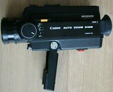Canon Auto Zoom 318M Super 8 Movie Camera, Near Mint & Working.