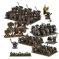 Kings of War BNIB Orc Mega Army (2017) MGKWO111
