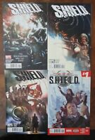 SHIELD Marvel 2011 Hickman Weaver Agents of SHIELD 2014 TV Series NM/M