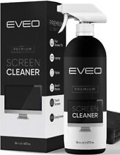 Screen Cleaner Spray - TV Screen Cleaner, Computer Screen Cleaner Laptop,  16 OZ