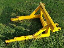 More details for snowplough mount for massey ferguson tractor etc  snowplow / din plate / bracket