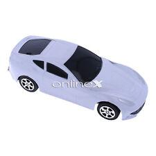 Coche Teledirigido Racer Escala 1:24 R/C Blanco Miniatura  a1620