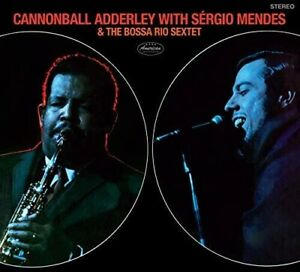 Cannonball Adderley - Cannonball Adderley With Sergio Mendes & The Bos