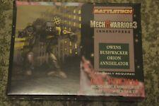 Battletech Mechwarrior 3 Innersphere Miniatures Box set 10-845 Ral Partha