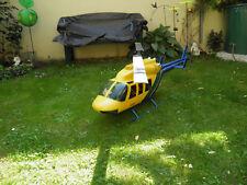 Vario Bell Jet Ranger Long Ranger elektro 12S, 1,5m, Flugfertig