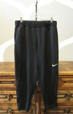 Nike Dri Fit Men's Black Athletic Pants - Xl