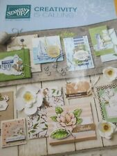 2019-2020 Stampin' Up!  Annual Catalog Rubber Stamps Scrapbooking