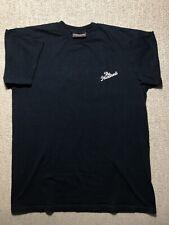 The Hundreds Short Sleeve Logo T-Shirt Navy Blue Men's M Skateboarding