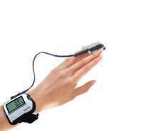 Handgelenk Pulsoximeter Wrist Pulsoxymeter Oxymeter MD300W Sauerstoff Kontrolle