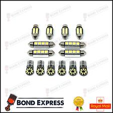 Vauxhall Zafira B - LED SMD Interior Light Kit - 2005-2014 - UK Stock Fast Post