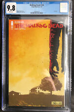 THE WALKING DEAD #193 CGC 9.8 GIANT SIZE LAST ISSUE BOX7