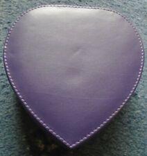 little Jewelry Box Heart Shape Jewellery Organizer with Mirror