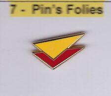 Pin's Folies ** Arthus Bertrand Roland Garros 1990 Société Hygiene ONYX