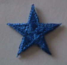 NEW BULK 10 PK EMBROIDERY Iron on BRIGHT STAR PATCH APPLIQUE MOTIF FREE POST :)