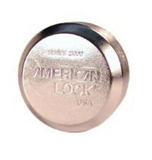 AMERICAN A2000 HIDDEN SHACKLE PADLOCK FOR TRUCK OR VAN
