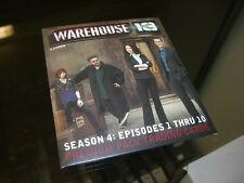 2013 Warehouse 13 Season 4 Sealed Premium Pack with 2 Relics, 1 Autograph + P1