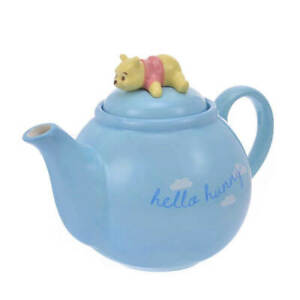 NEW Winnie the Pooh Blue Teapot | FREE Shipping