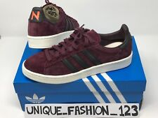 ADIDAS CAMPUS 80s LONDON NORTH US 7.5 UK 7 41 50 PAIRS GLOBALLY 14/50 MAROON