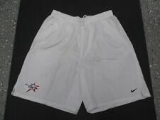 Vintage Nike United States Players Tennis Association Uspta Sewn White Xl Shorts