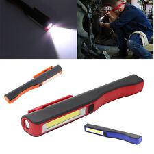 1 pièce USB magnétique Lampe Torche DEL Stylo de travail Mini Inspection Poche