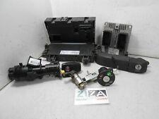 Kit Chiave ECU Fiat Panda II 169 1.4 B/M 57kw 77cv 350A1000 2011 51886068